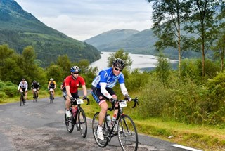 Four reasons why the Cowal Peninsula Sportive is the most fun you can have on two wheels!