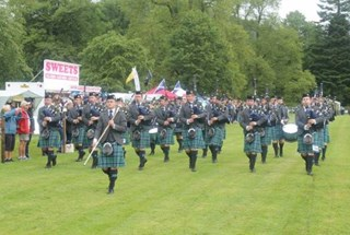 Inveraray Highland Games 2017
