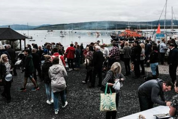 Tobermory Lifeboat Day 2017