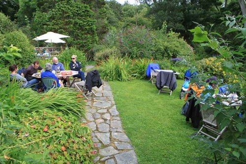 Colonsay House Gardens and Cafe