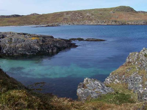 Queen's Bay Isle of Colonsay Argyll