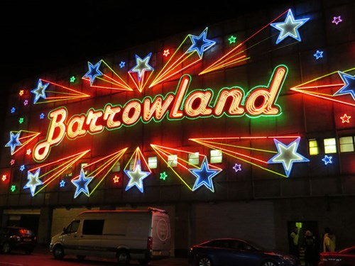 Barrowlands Glasgow