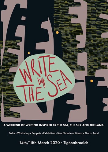 Write By The Sea poster